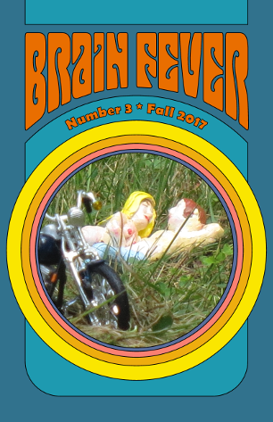 Cover of Brain Fever #3